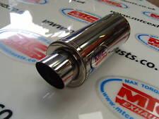 Suzuki GSXR 600/750 08-10 K8 K9 K10   Stainless GP PRO RACE MTC Exhaust