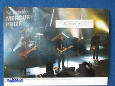 "Original Press Photo - 8""x6"" - Franz Ferdinand - 2004 - A"