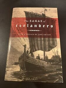The Sagas of Icelanders by Thorsson, Ornolfur (editor) Book The Fast Free