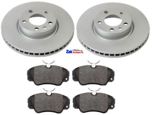 FOR VAUXHALL OMEGA 2.2 2.5 3.0 (1994-2004) FRONT BRAKE DISCS AND PADS SET NEW