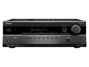 Onkyo HT-R370 5.1 Channel 660 Watt AV Receiver - Good Condition