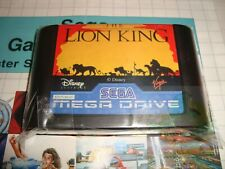 SEGA MEGADRIVE **** EL REY LEON (The Lion King-Walt Disney ) - PAL EU