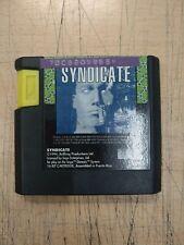 Sega Genesis ★ Syndicate ★ PAL