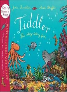 Tiddler book and CD,Julia Donaldson, Axel Scheffler