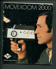 *V* Bedienungsanleitung / Agfa movexoom 2000 - ORIGINAL no copy / deutsch