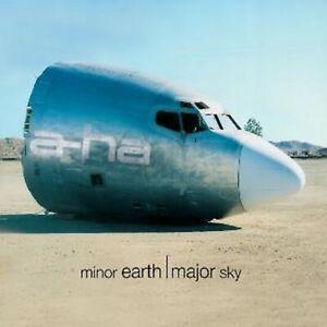 a-Ha - Minor Earth , Major Cielo - Nuevo de Lujo 2CD Álbum