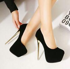 Chaussure Sexy Talon haut de 16 cm à plateforme high heels