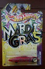 HOT WHEELS 2012 MARDI GRAS DIECAST CAR GANGSTER GRIN