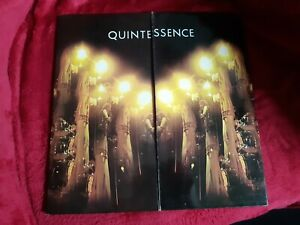Quintessence - Same - Island, Original UK,  Pink Label, Tri-Fold Sleeve