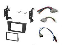 Double DIN Car Stereo Dash Kit Harness & Antenna for 2007-2010 Honda CRV CR-V