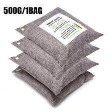 Nature Air Purifying Bag Purifier Charcoal Bamboo Mold Freshener 1/2/4/8Pack