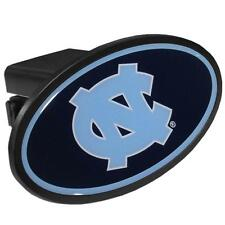 "North Carolina Tar Heels Trailer Hitch Cover Class III 2"" Receiver"