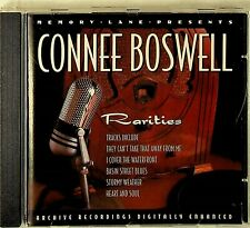 Connee Boswell- Rarities CD (20 Of The Best Rare/Unusual Songs) 2000
