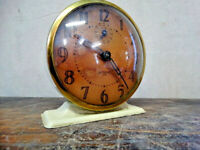 Vintage Ingraham ACE Windup Alarm Clock