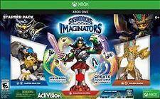 Skylanders Imaginators: Starter Pack (Microsoft Xbox One, 2016)
