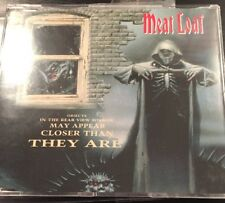 Objects In The Rear View Mirror Are Closer Than They Are by Meat Loaf CD Single