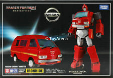 Transformers Masterpiece MP-27 Ironhide Action Figure USA SELLER IN STOCK!