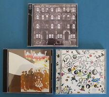 Led Zeppelin Robert Plant Jimmy Page Lot of 4 Audio CDs Hard Blues Folk Rock