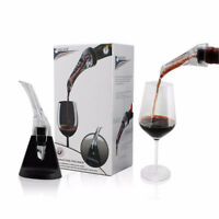 1PC Aerating Accessories Decanter Wine Pourer Aerator Hawk Mouth Bottle