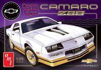 AMT 1983 Chevy Camaro Z-28 1/25 scale plastic Z28 model car kit new 1051