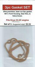 Enya 53-4C Four Stroke 3pc Gasket SET-NIP
