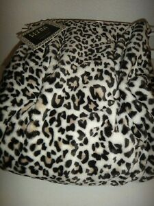 ULTRA PLUSH Leopard Cheetah Over-sized Flannel Throw Soft Blanket 60 in x 70 in