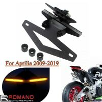For Aprilia RSV4 R RR / Tuono V4 1000 LED Tail Tidy Rear Fender Eliminator Kit