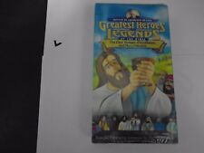 GREATEST HEROES LEGENDS OF THE BIBLE - THE LAST SUPPER' CRUCIFIXION & RESURRECTI
