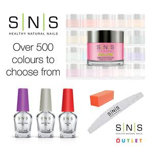 SNS Dipping Powder Starter Kit DIY SNS Nails 6PC