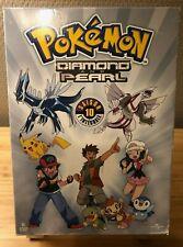 coffret 6 dvd intégrale  pokemon saison 10 diamond and pearl