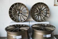 Bronze Matt Felgen Audi TT Seat Ateca V1 Wheels V2 8,5 x 19 5 X 112 ET 45