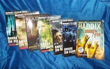 The Shadow Children Complete Series bks 1-7 Margaret Haddix LOT Set of 7 Books