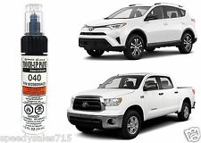 Genuine Toyota 00258-00040-21 Super White Touch-Up Paint Pen New Free Shipping