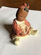 "Martha Holcombe All God's Children Figurine ""lindY"", 1994-5, jd1b"