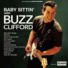 BUZZ CLIFFORD-BABY SITTIN' WITH BUZZ CLIFFORD-JAPAN MINI LP CD BONUS TRACK C94