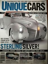Unique Cars Mag 2007 Pontiac GTO XY GT Falcon Jack Brabham 39 Ford Roadster