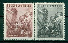 INDUSTRIE - INDUSTRY CZECHOSLOVAKIA 1951 Mines