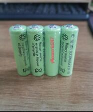 AA Rechargeable Batteries Solar Light 1.2v 300mAh AA NiMH - Very Latest Type