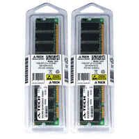 1GB 2 x 512MB SD Desktop Modules 133 SDRam 133 168 pin 168-pin SD Memory Ram Lot