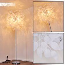 Lampadaire Retro Lampe sur pied Lampe de corridor Lampe de séjour Métal/Tissu