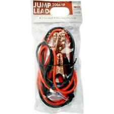 200 Amp Jump Start Leads Starter Booster Cables Battery 2.5m