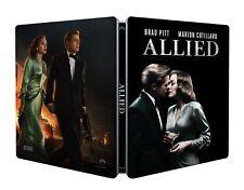 Allied - Un'ombra nascosta (Blu Ray) Steelbook ( Brad Pitt - Marion Cotillard )