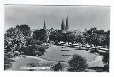 Grey Friars Green in Coventry RP Postcard from 1960's. Coventry in Warwickshire