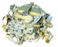 FOUR BARREL ROCHESTER QUADRAJET RBLT CARB 750 CFM 454 CID 7.4L CHEVROLET GMC