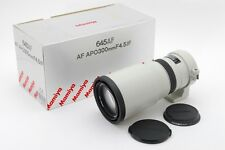 【Mint in Box】 Mamiya 645 AF APO 300mm f/4.5 IF Lens from Japan #173