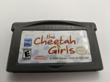 La Chita Chicas Nintendo Game Boy Advance Nrmt Estado Cartucho de Juego