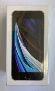 New Sealed Apple iPhone SE (2020) 256GB White (Unlocked) A2296