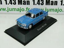 ARG13G Voiture 1/43 SALVAT Autos Inolvidables : Peugeot 404 (1968)