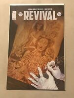 REVIVAL #37 JENNY FRISON EARLY WORK COVER rural noir tim seeley norton image