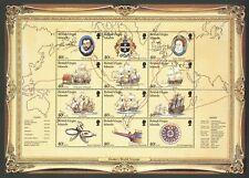 Virgin Islands   1997   Scott #876   Mint Never Hinged Souvenir Sheet